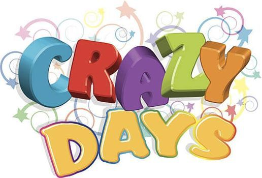 CRAZY DAYS  vom 19. – 28. September