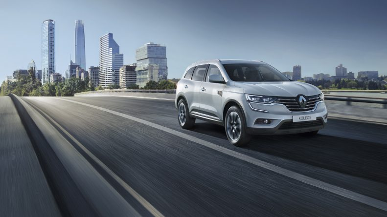 Crossover by Renault – 0% Leasing ohne Anzahlung