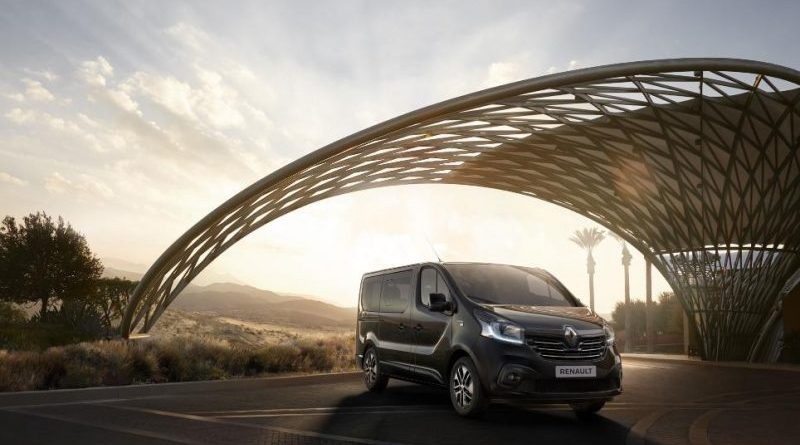 Neuer Renault TRAFIC SpaceClass